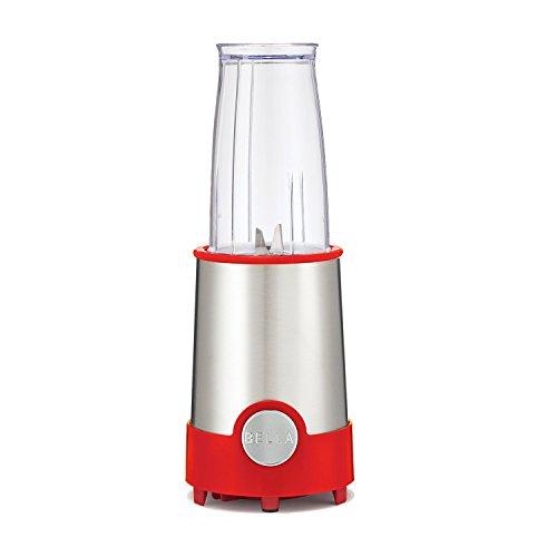 Bella 12 Piece Rocket Blender, Red