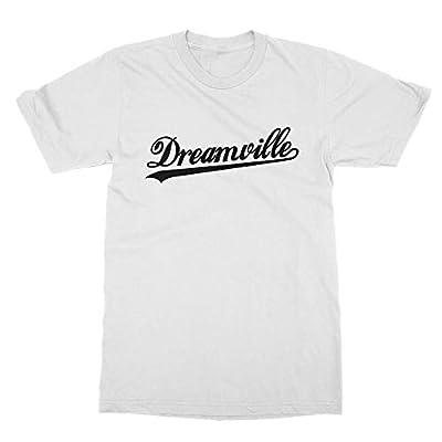 J Cole Dreamville Shirt (Men) White