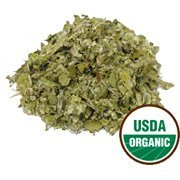 Coltsfoot Leaves (Coltsfoot Herb Cut & Sifted Organic - 4 Oz,(Starwest Botanicals))
