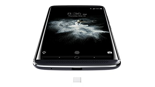 ZTE Axon 7 Unlocked smartphone,64GB ROM 4GB RAM, US Warranty (Grey)