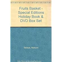 Fruits Basket - Special Editions Holiday Book & DVD Box Set