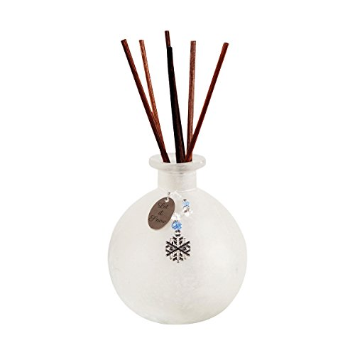 (Pomeroy Let It Snow Reed Diffuser, White Tierra)