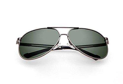 lunettes de polarized B Vue voiture d'ensemble soleil cadre lunettes Mens ZB1wTq
