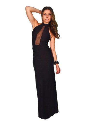 Hot Sexy Black Formal Dress - 6