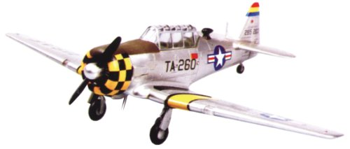 Hobby Boss T-6G Texan  Airplane Model Building Kit, 1/72 Scale