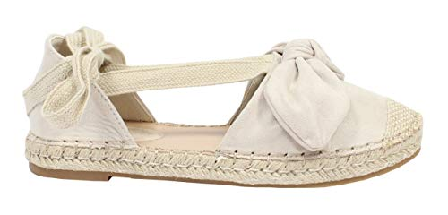 Beige Espadrillas By Basse Donna Shoes q1Owc4UPcp