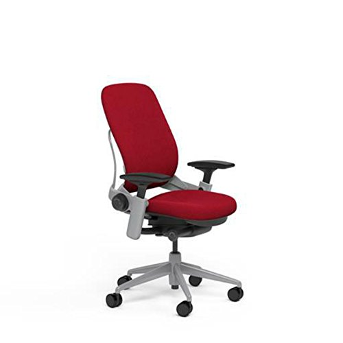 steelcase leap platinum - 3