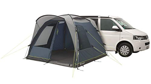 Outwell Milestone Pace Motorhome Drive Away Awning 2 Man Free-Standing Tent Blue (Best Drive Away Awning)