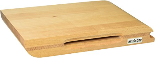 Ordinaire Artelegno Dual Sided Solid Beech Wood Cutting Board With Integrated  Magnetic Knife Storage, Luxurious Italian
