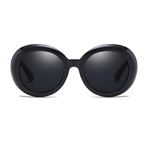 femmes Black lunettes Swim lunettes et Mode plastique ovales hommes Bikini de Uv400 soleil GAOLIXIA cadre 6qgI4fx