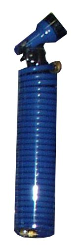 5 Pack - Orbit 25 Foot Coil Watering Hose with Spray Nozzle by Orbit