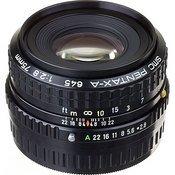 (Pentax 645 SMCP 75/2.8A Lens USA)