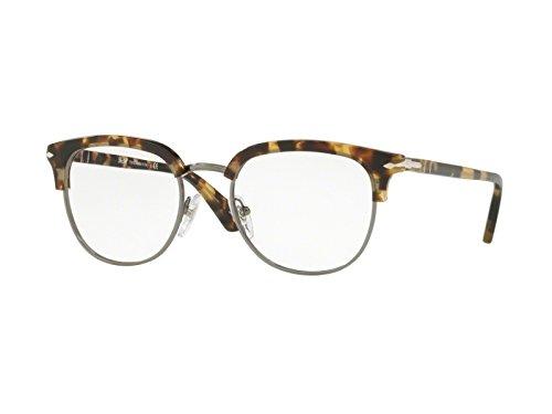 Persol Men's PO3105VM Eyeglasses Brown/Beige Tortoise ()