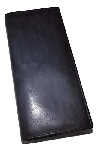 Spernanzoni Men's Luxe Italian Leather Breast Pocket Secretary Wallet Ocean - Breast Secretary Wallet Mens