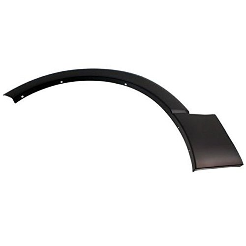 Koolzap For 07-14 Expedition Front Fender Flare Wheel Opening Molding Trim Left Driver Side
