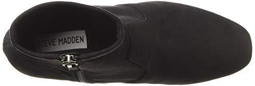 Iberia Steve Nero Tacco Ai18 Black Scarpe Donna 6 Madden pqx74qt