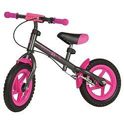 b7061f380ac Hudora BalanceGirl Steel Balance Bike (Pink): Amazon.co.uk: Toys & Games
