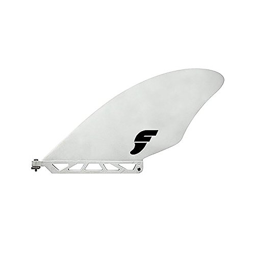 Future Fins - Large White Thermoflex Keel SUP Fin Stand Up Paddleboard
