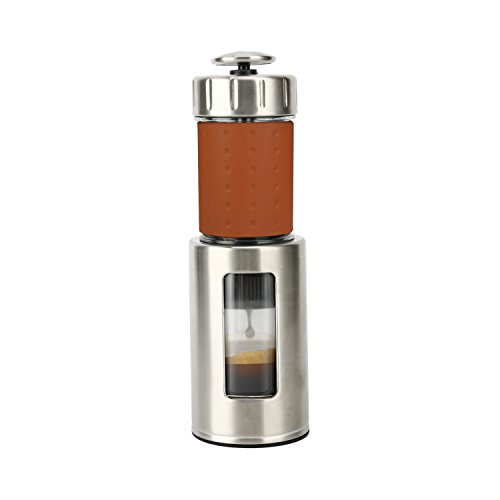Staresso Coffee Maker with Espresso, Cappuccino, Quick Cold Brew All in One eHouseholds.com