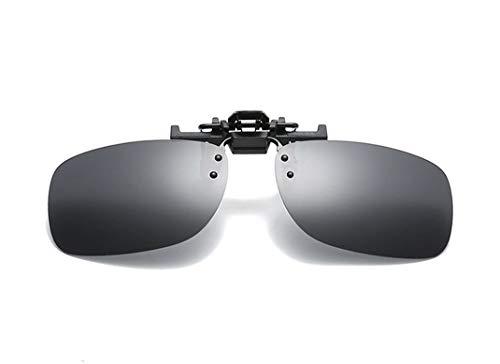 deporte de con Hombres Polarizado para Reflejado Color sol 1 clip pesca Unisexo Gafas y Clásico esquí conducción mujeres 45Uwz