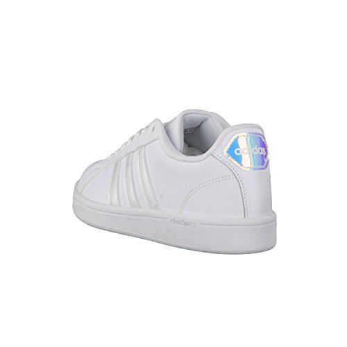ftwr ftwr black Hombre white adidas Advantage white core Zapatillas CF para XBx0qnO1