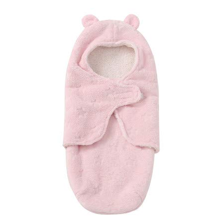 Amazon.com : Baby Supplies Gorgeous Pink Blanket Sleeping ...