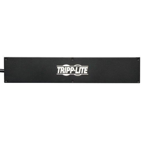 Tripp Lite Monitored PDU, 30A, 16 Outlets (5-15/20R), 120V, L5-30P, 10 ft. Cord, 2U Rack-Mount Power (PDUMNH30) by Tripp Lite (Image #3)