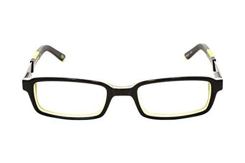 SKECHERS Monture lunettes de vue HD 333 Gris 55MM