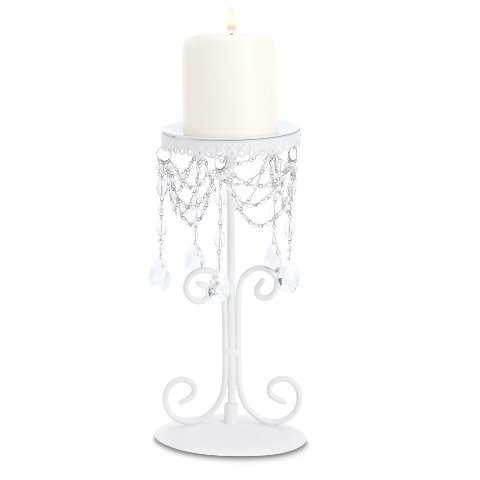 Eastwind Gifts 38653 Elegant Beaded Candle Holder