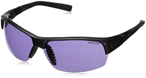 Nike Show X2 E Sunglasses, New Stealth, Max Golf Tint/Grey - Nike X2 Sunglasses Show