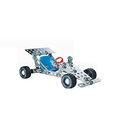 Eitech Starter Series Race Car Construction Set and Educational Toy - Intro to Engineering and STEM Learning: Toys & Games