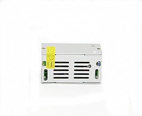 Transformateur MEANWELL Chargeur universel geregelter les courts-circuits et /überstromschutz AC100 260/V DC5/V 2/A ezrun-60/a 75A