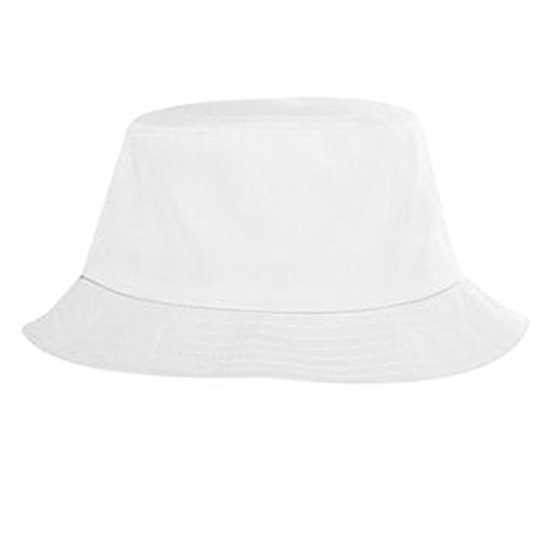 Product of Ottocap Promo Cotton Blend Twill Bucket Hat -White, M [Wholesale Price on Bulk]]()