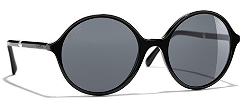 Gafas de Sol Chanel CH 5391H BLACK FRAME. POLARIZED GREY ...