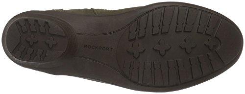 Rockport RAVEN WATERPROOF RILEY CH INTL - Botas cortas para mujer Verde (Spruce (306))