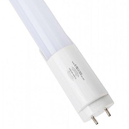 LED Planet T8 Tubo Detector de Presencia, Luz Fría G13, 18 W, Plateado, 26 x 1200 mm: Amazon.es: Iluminación