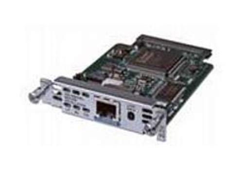 - Cisco WIC-1DSU-T1-V2 1-Port T1/Fractional T1 DSU/CSU WAN Interface Card (Certified Refurbished)