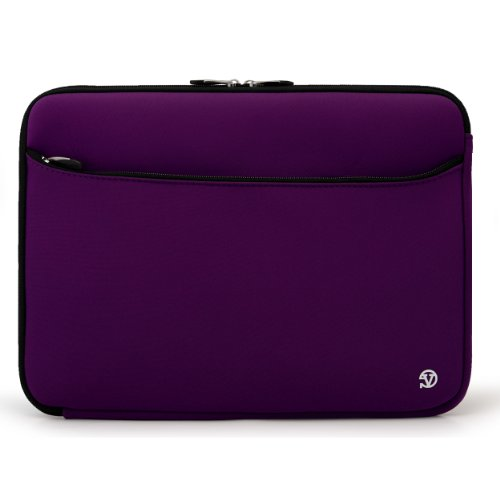VanGoddy Purple Universal 14 Inch Neoprene Sleeve