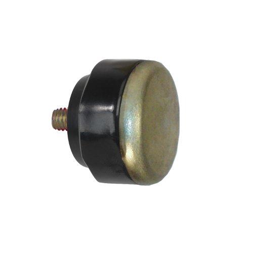 Nupla 15163 Brass Face Non-Sparking Quick-Change Hammer Tip, 1.5