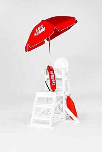 Frankford Heavy Duty Vinyl Lifeguard Umbrella