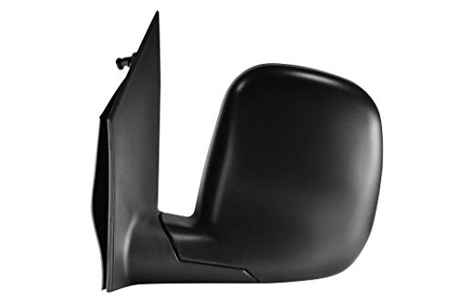 Driver Side Textured Side View Mirror for 1996-2002 Chevrolet Express 1500 2500 3500, 1996-2002 GMC Savana 1500 2500 3500 ()