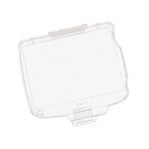 (Baoblaze BM-7 Replacement LCD Screen Protective Cover Protector for Nikon D80 DSLR Digital SLR Camera)