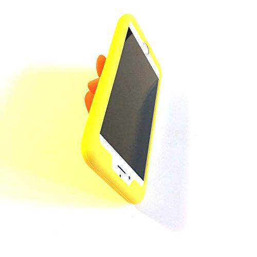 Little Yellow Duck Lovely Case 3d Cute