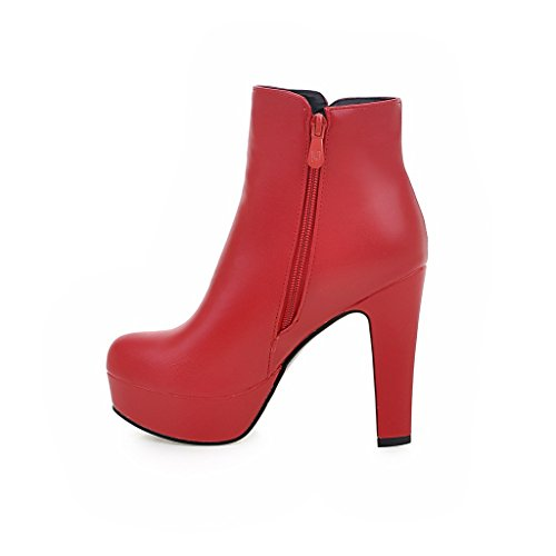 Chelsea Stivali Jieeme 111 Donna Zm red Rosso 35 qSwTTf