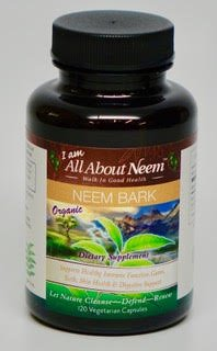 Neem Bark Capsules 400 Mg 120 Count  Made In America  Organic Fresh Ground Powder  Helps With Digestion And Oral Care  Absolutely Natural  Hand Harvested  Slow Dried Under Shade  Finely Ground  Vegan