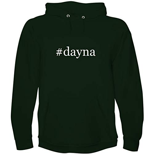 - The Town Butler #Dayna - Men's Hoodie Sweatshirt, Forest, X-Large