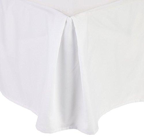 Rajlinen Bed Skirt Genuine Egyptian Cotton 600-Thread-Count