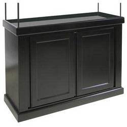 Perfecto Manufacturing APF60324 Monterey Stand for Aquarium, 48 by 18-Inch, Black (Stand Perfecto Monterey)