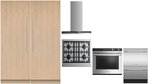 Fisher Paykel 6 Piece Kitchen Package 30