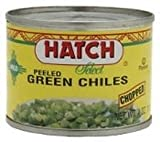 Hatch Farms Diced Green Chilies Mild 4 Oz (Pack of 24)